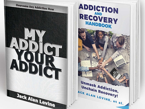 Addiction Book Combo Pack