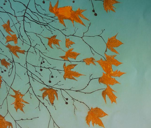 Autumn Plane.