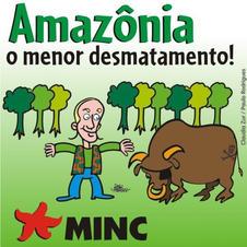 Redução do Desmatamento na Amazônia