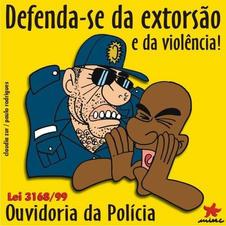 Lei da Ouvidoria da Polícia