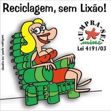 Reciclagem sem Lixão!