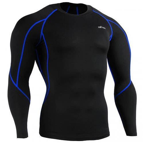 Gym and Running Compression Shirt