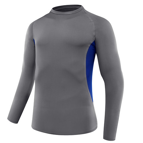 Men's Gym Running Top Shirt Active Wear