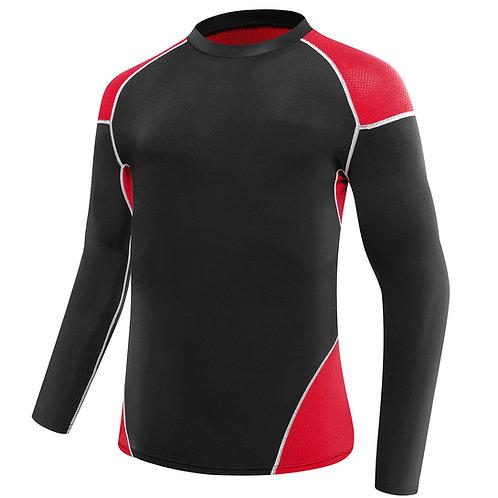 Men's Gym Running Top Shirt Active Wear
