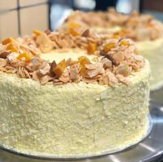 Celebration Orange Cake