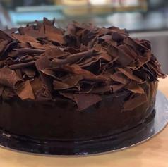Chocolate Cake (V)