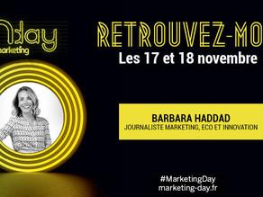 Marketing Day 2020 - 17 et 18 Novembre 2020
