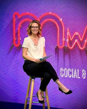 Barbara Haddad , animatrice corporate, evenementiel
