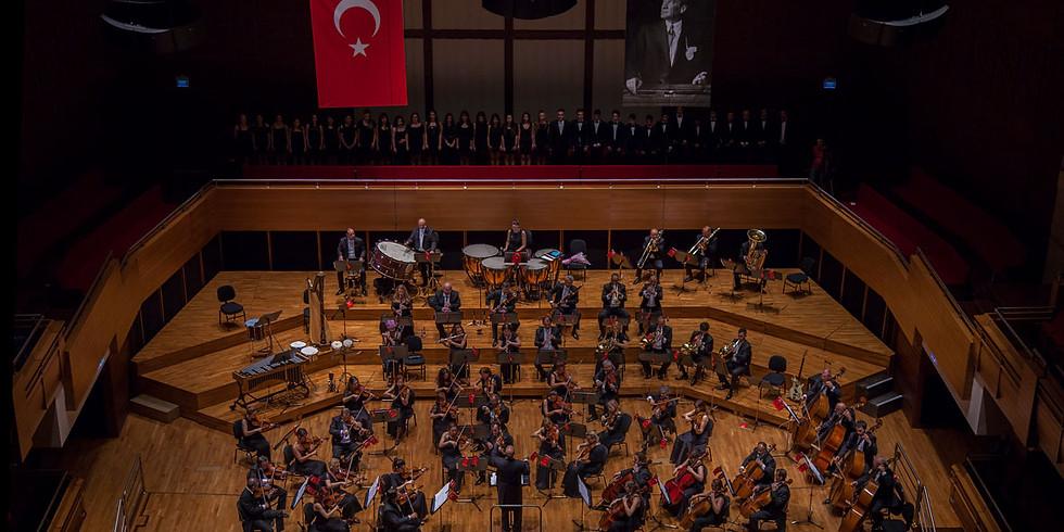 Izmir State Symphony Orchestra Concert