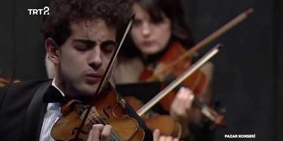 Cev Sanat   Young Talents Concert   Adana