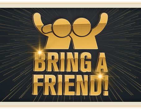 October 2018 - Bring a friend