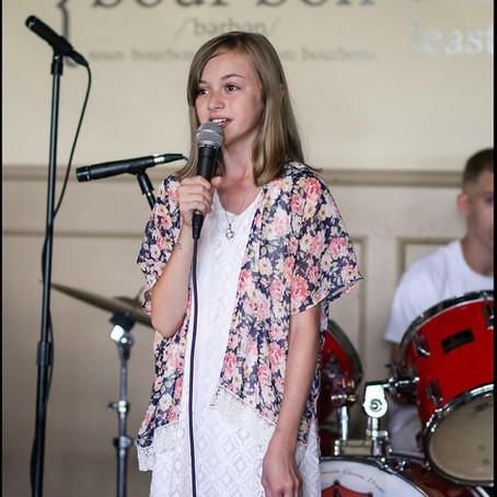 Performer Spotlight - Izzie McCormick