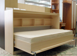 внутренний вид кровати-трансформер
