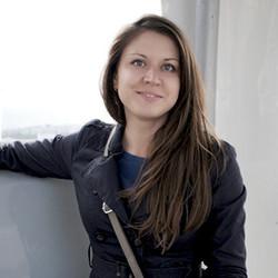 Александра Чеботова дизайнер