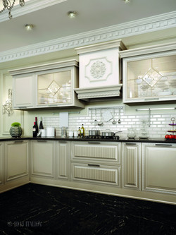 кухонный гарнитур из массива 3
