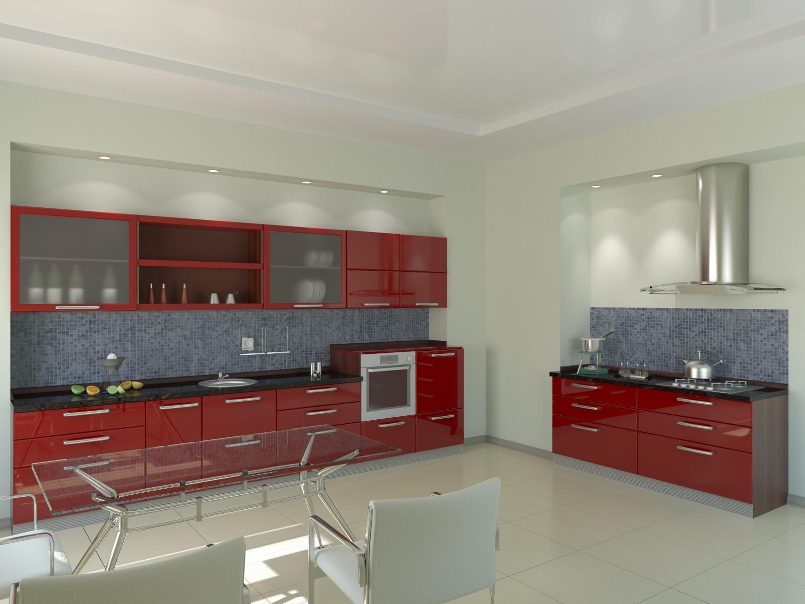 новый кухонный гарнитур