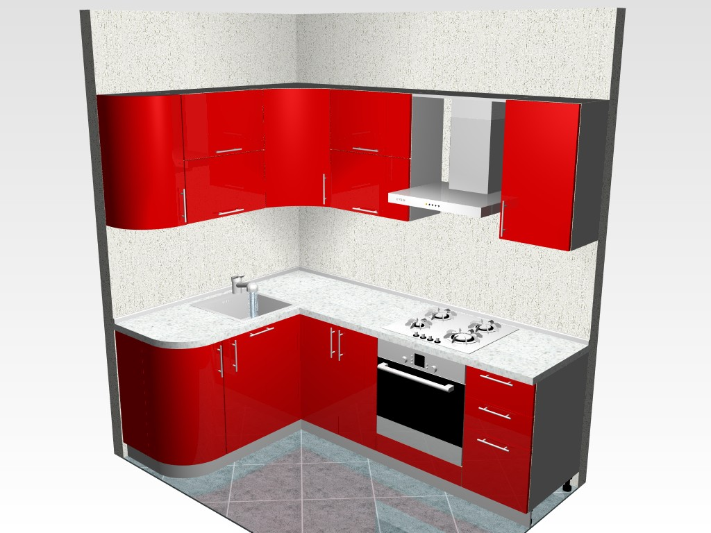 красная кухня эконом чебоксары
