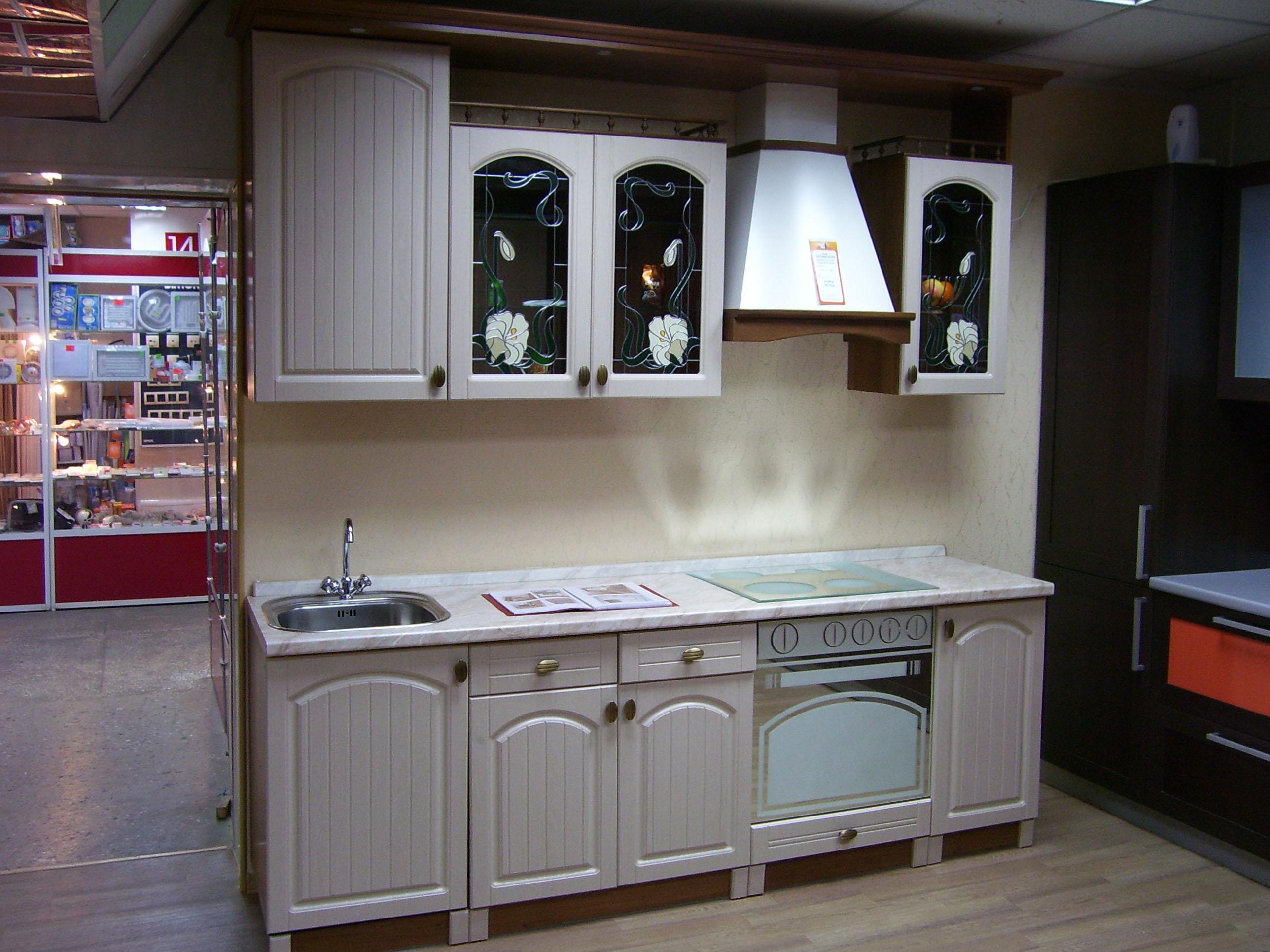 фото кухни Кантри