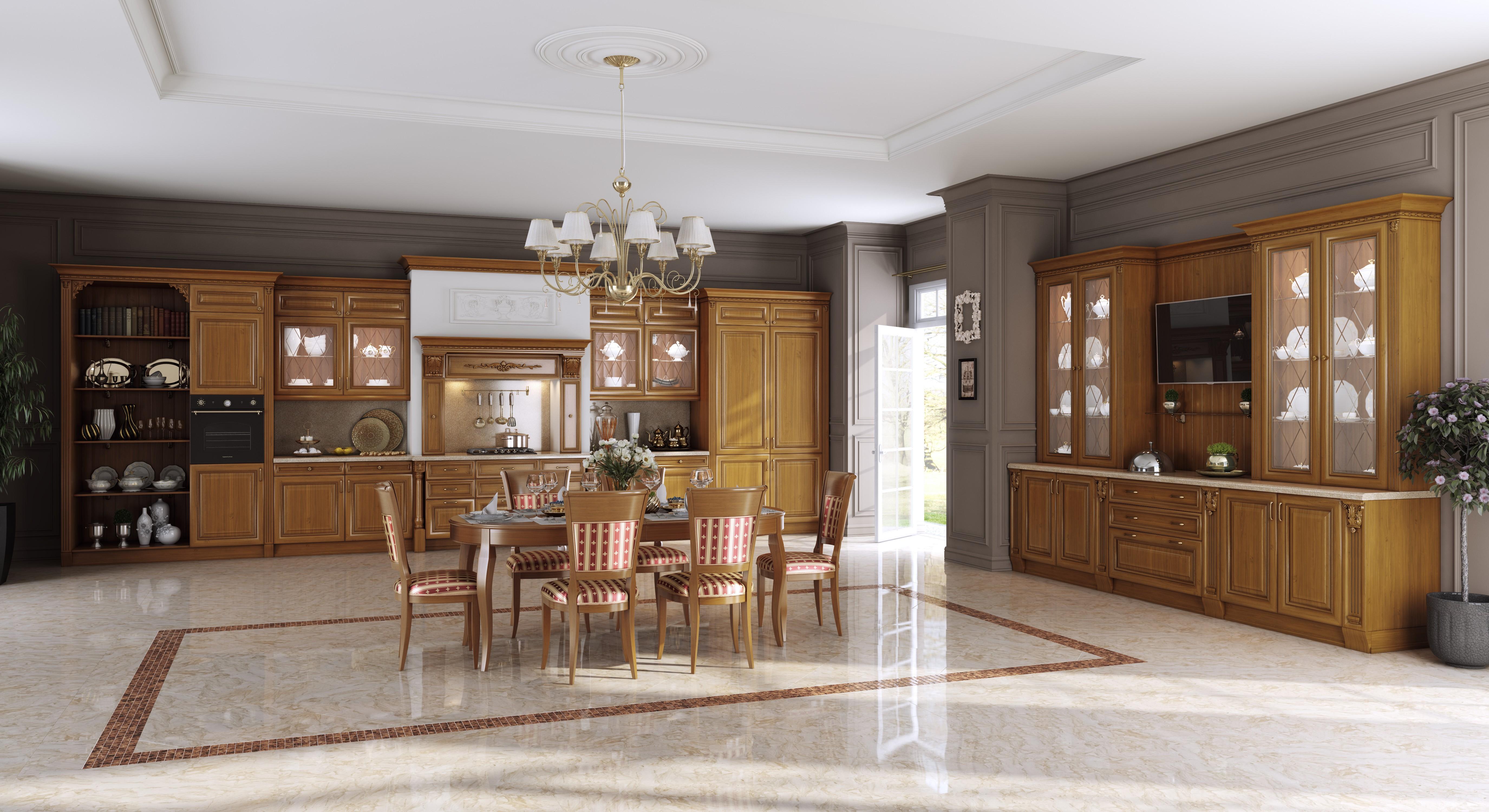 кухня Чебоксары