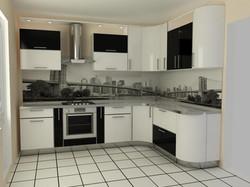 фото кухни на заказ чебоксары