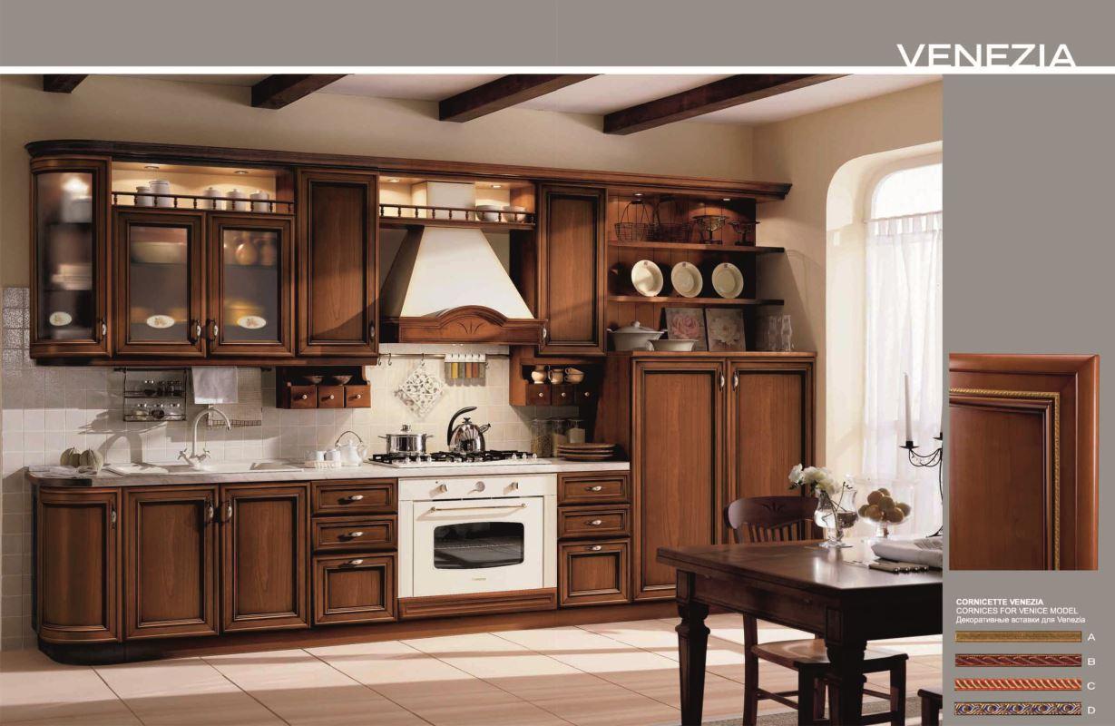 Кухонный гарнитур Венеция 01