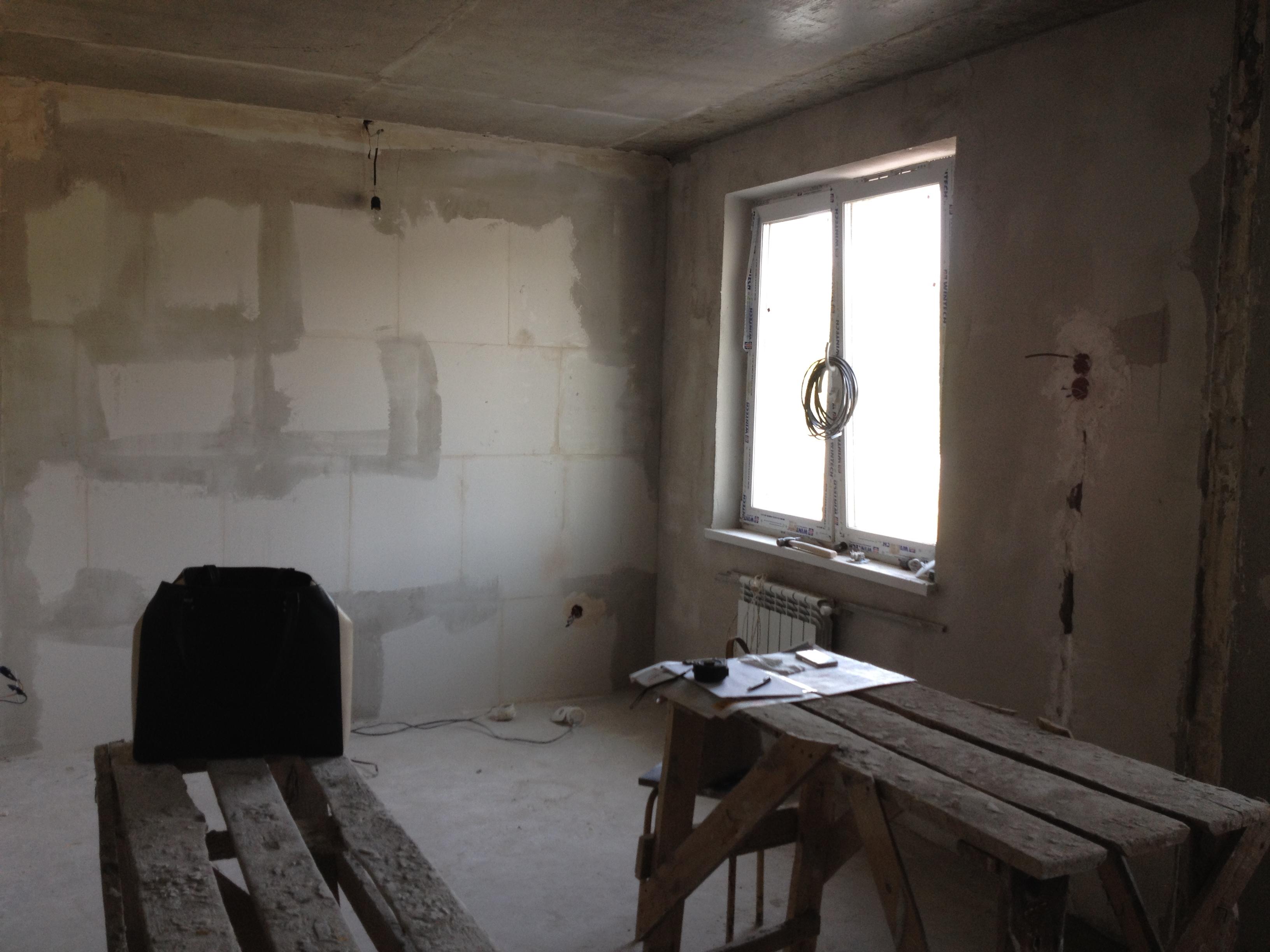 фото замера кухни