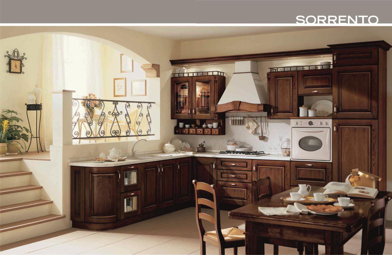 Кухонный гарнитур Соренто 01