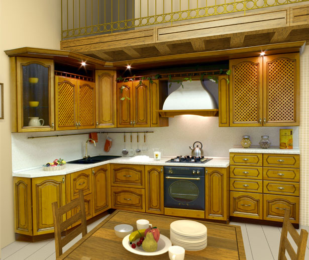 Кухня Сильвия 03