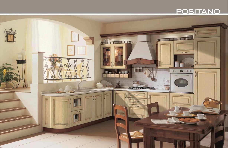Кухонный гарнитур Позитано 01