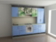 кухонный гарнитур из плстика