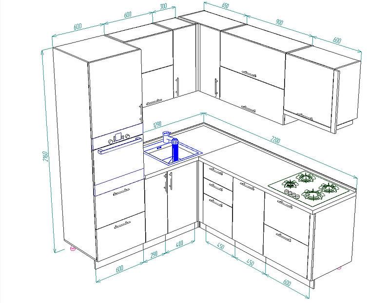 дизайн кухни, фото кухни