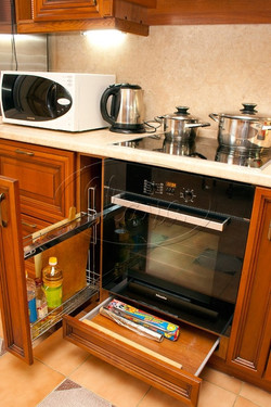 кухня из массива Чебоксары