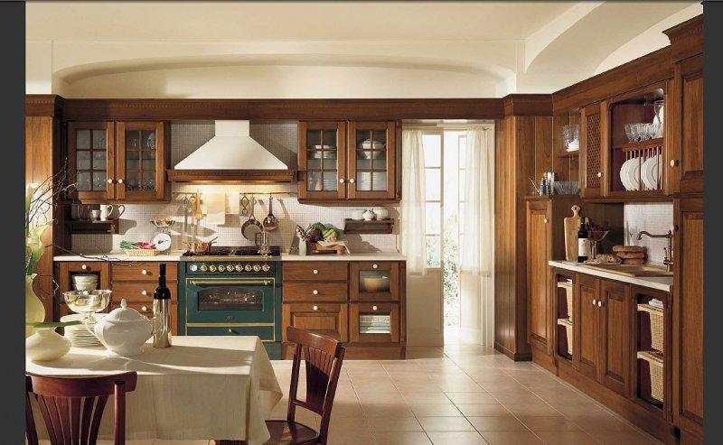 Кухонный гарнитур Савона 03
