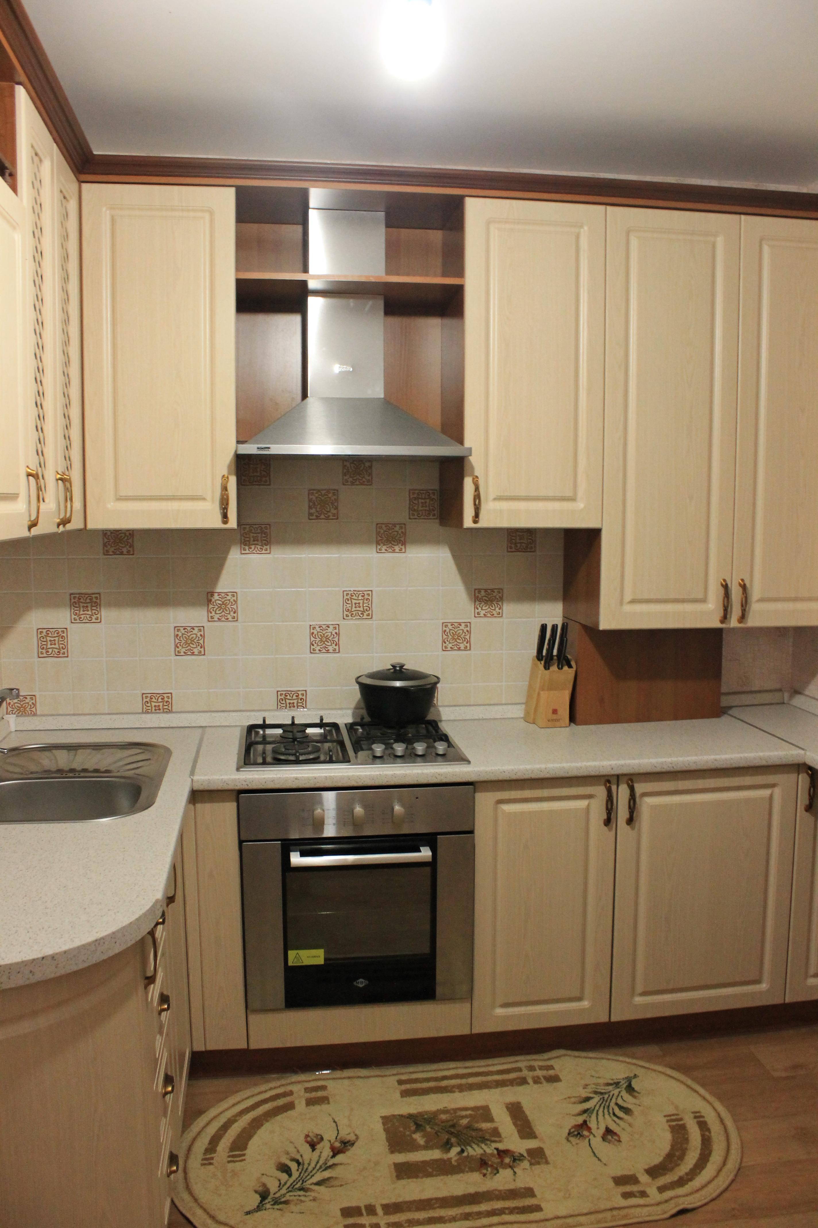 строение кухни