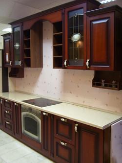 кухня сенатор в салоне