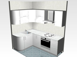 белая кухня эконом чебоксары