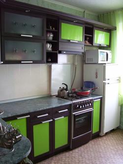 дизайн рамочной кухни