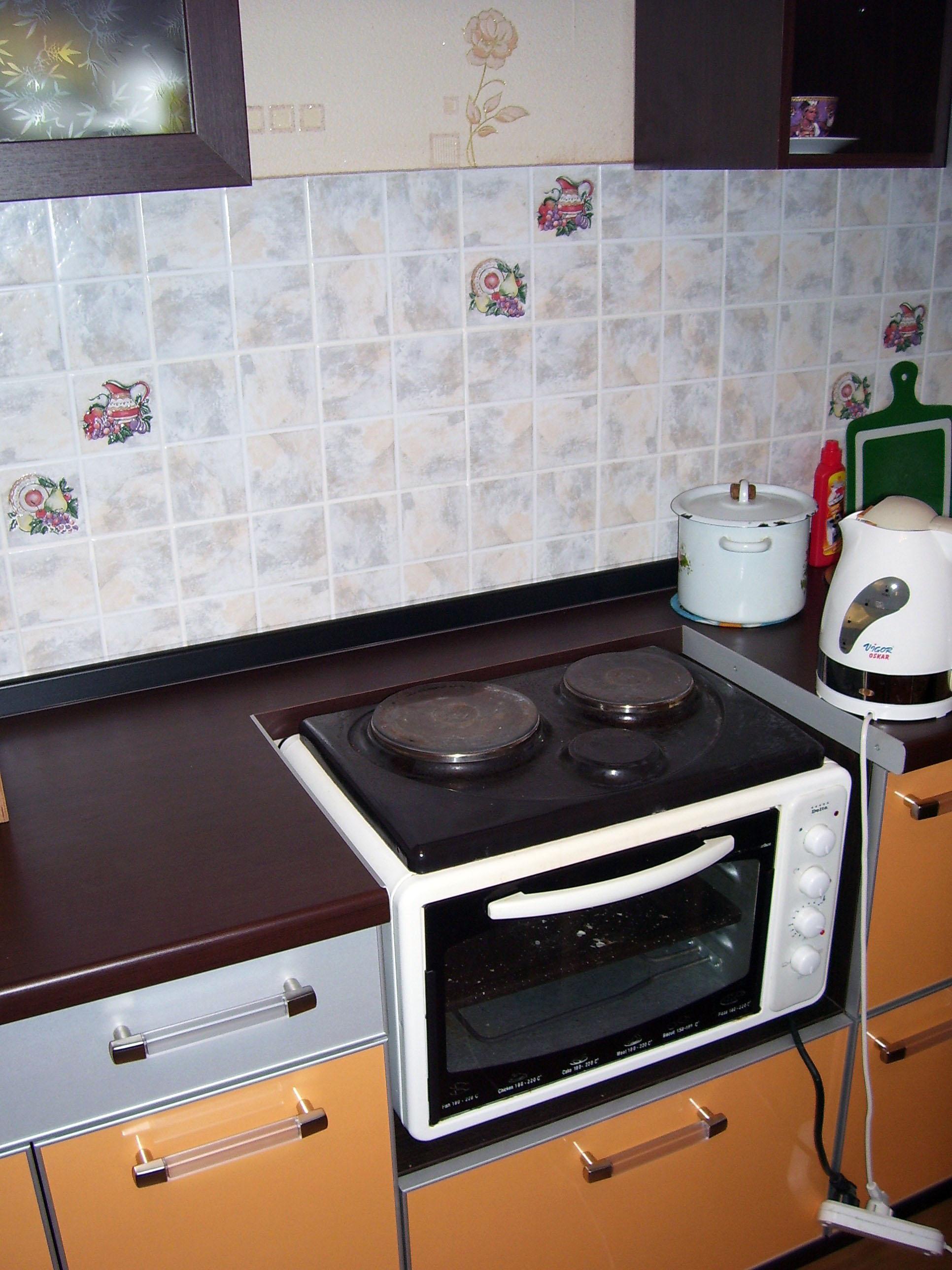 интересное решение на кухне