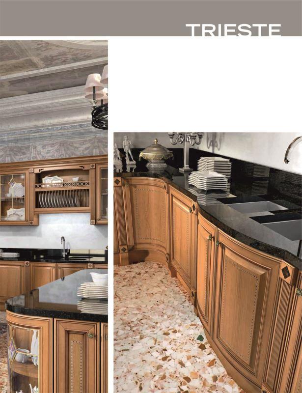 Кухонный гарнитур Триесте 03