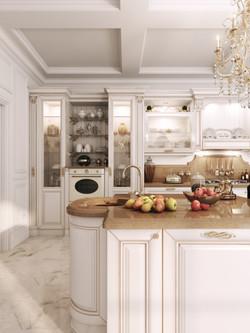 фото кухни Монтебьянко