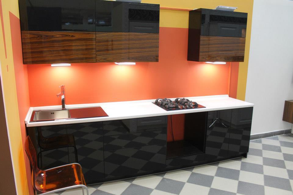 фото кухни шпон дерева Чебоксары