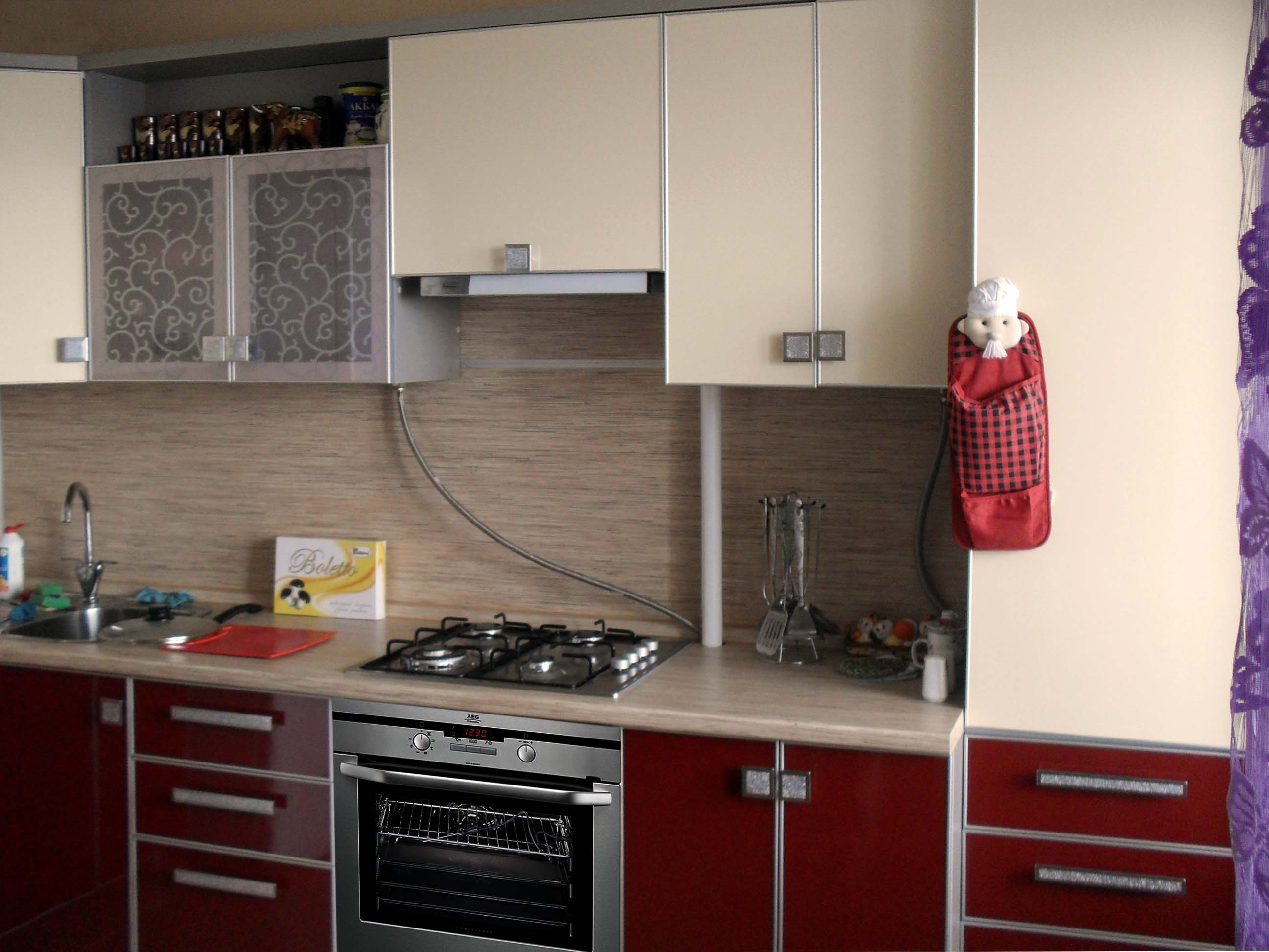 дизайн кухни МАМА