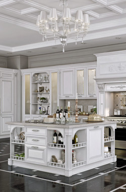 кухня монтебьянко фото