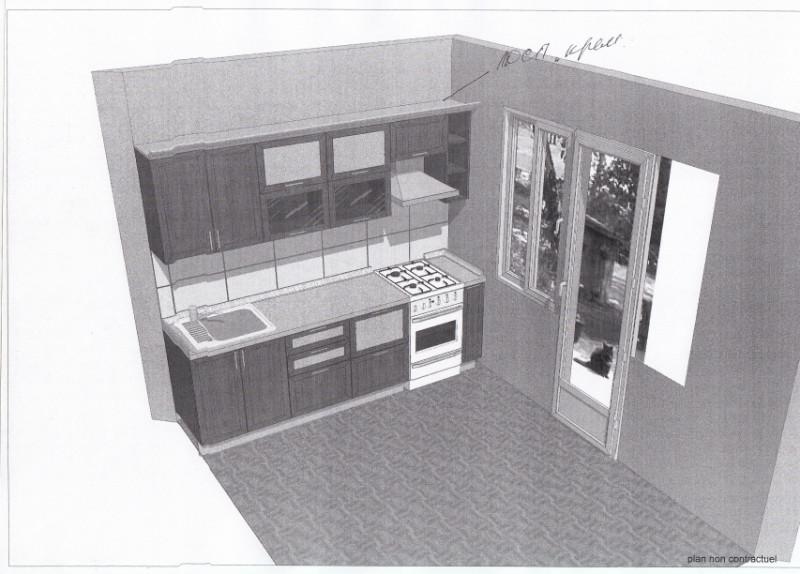 дизайн кухни по ул.Советская 67
