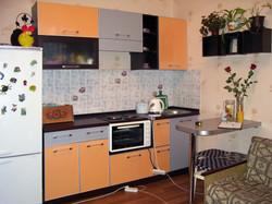 барная стойка на кухне