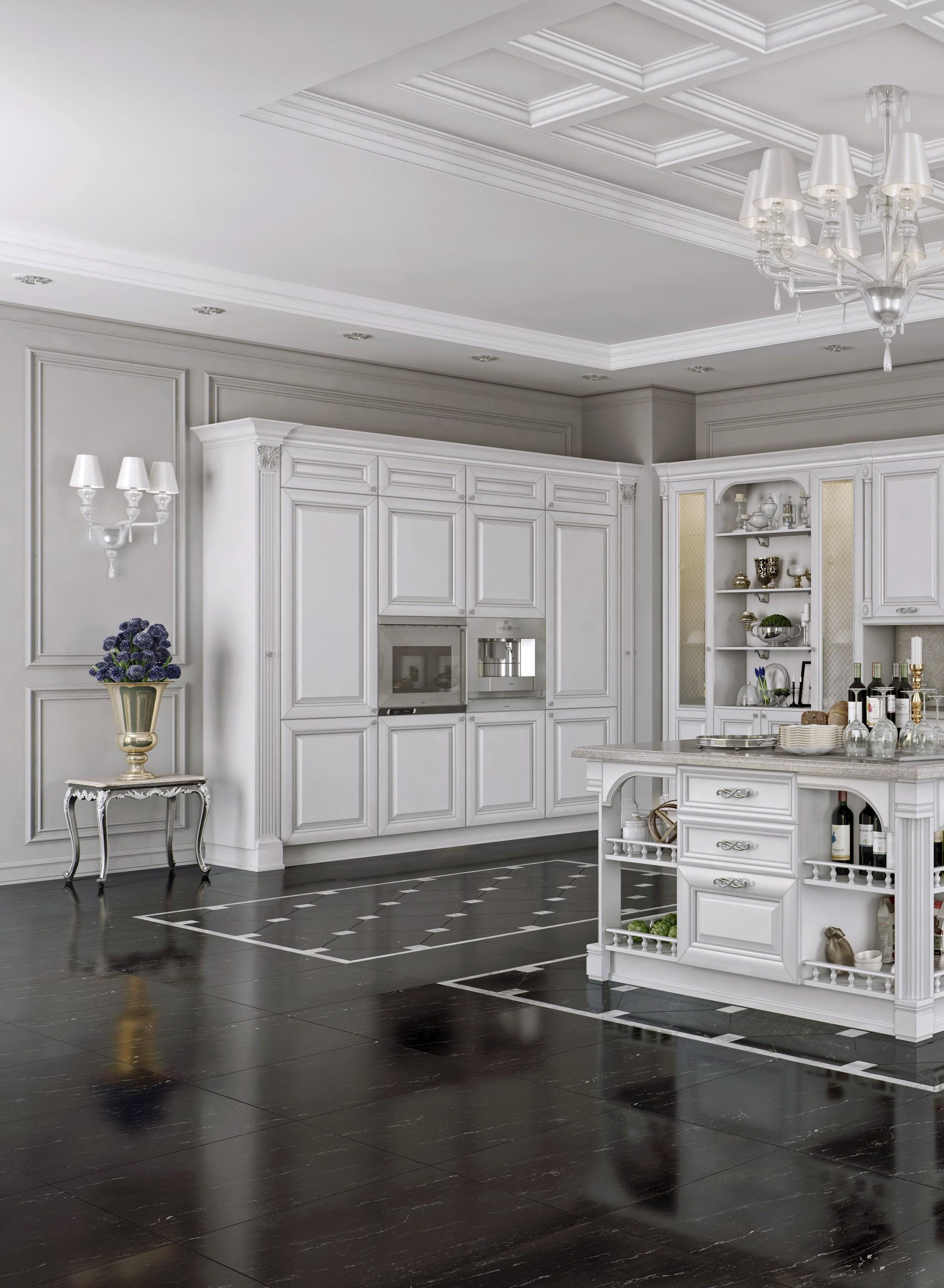 фото кухни Мерано