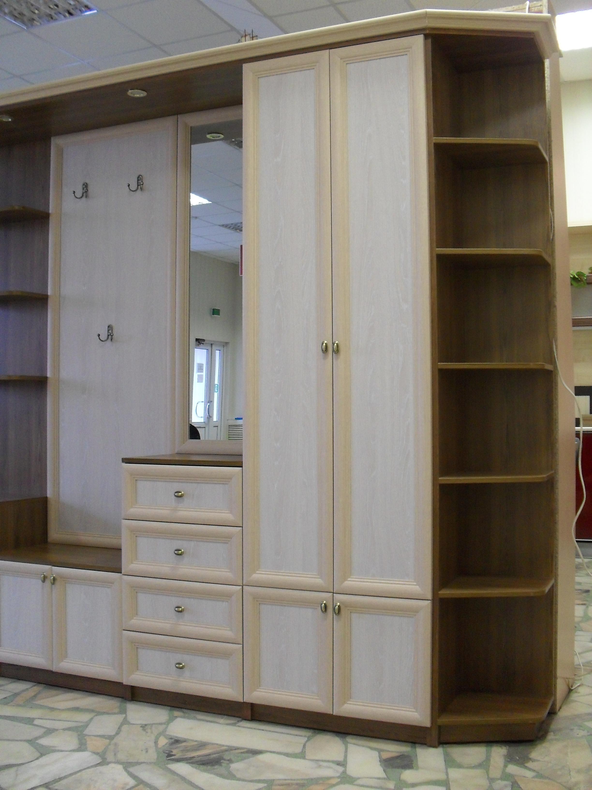 мебель для прихожей классика