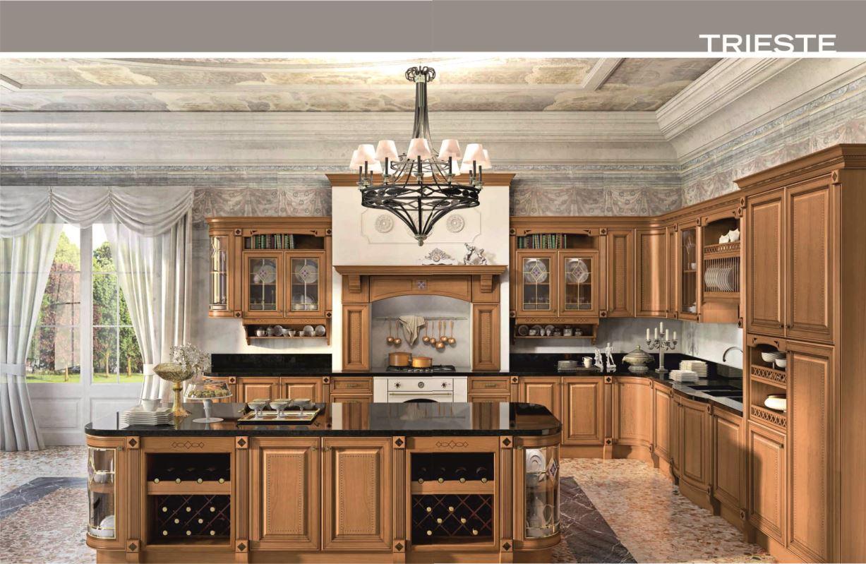 Кухонный гарнитур Триесте 01