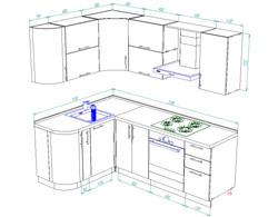 дизайн кухни эконом чебоксары