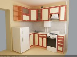 фото кухни по ул.Р.Зорге 15, 3.jpg